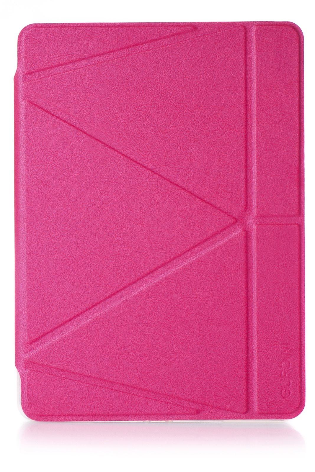 Чехол для планшета Gurdini Lights Series для Apple iPad Air 2, 660037, темно-розовый