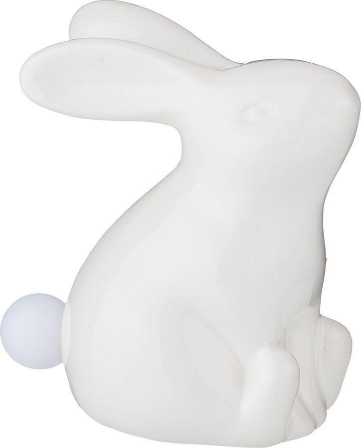 Фигурка декоративная Lefard, 156-986, белый, 6 х 9 х 9,5 см