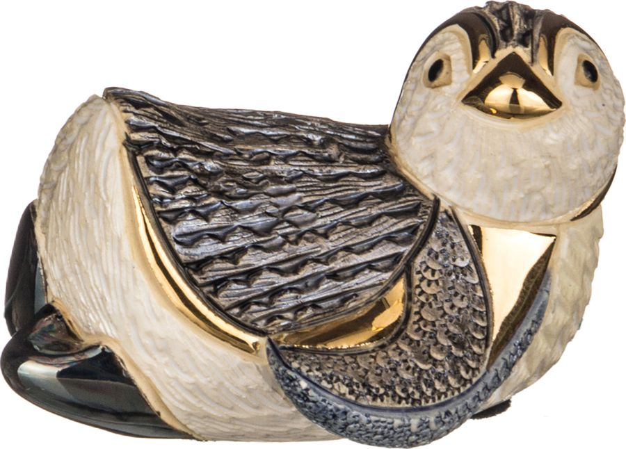 Статуэтка Lefard Пингвин, 347-217, 8 х 7 х 5 см салфетница lefard сова 7 х 3 5 х 8 см