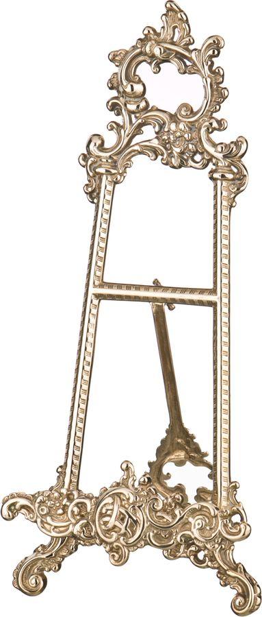 Подставка для интерьера Lefard, 333-013, золотистый, высота 55 см lefard подставка для кухни dani 9х9х18 см