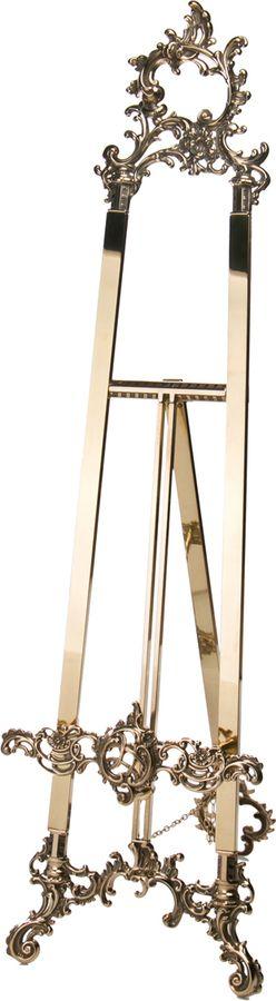 Подставка для интерьера Lefard, 333-018, золотистый, высота 133 см lefard подставка для кухни dani 9х9х18 см