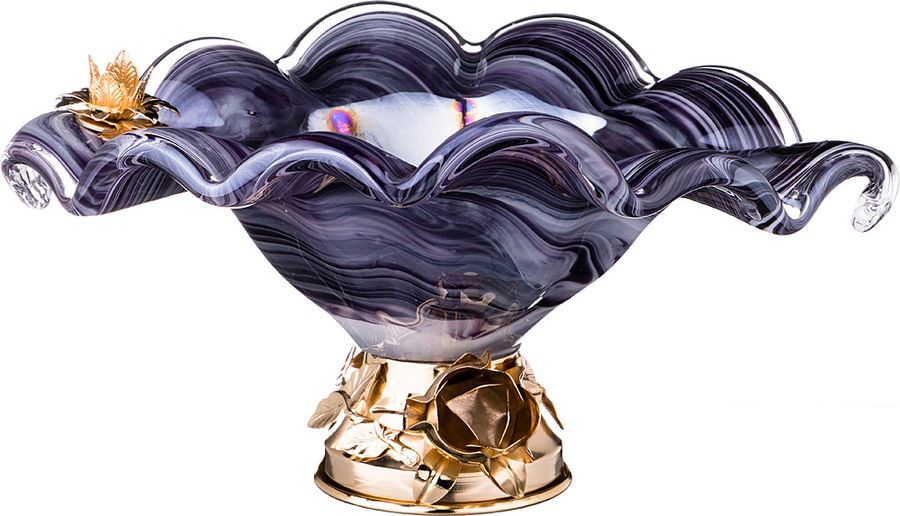 Декоративная чаша Lefard, 647-700, 30 х 21 х 15 см декоративная чаша lefard 647 645 зеленый 25 х 14 см