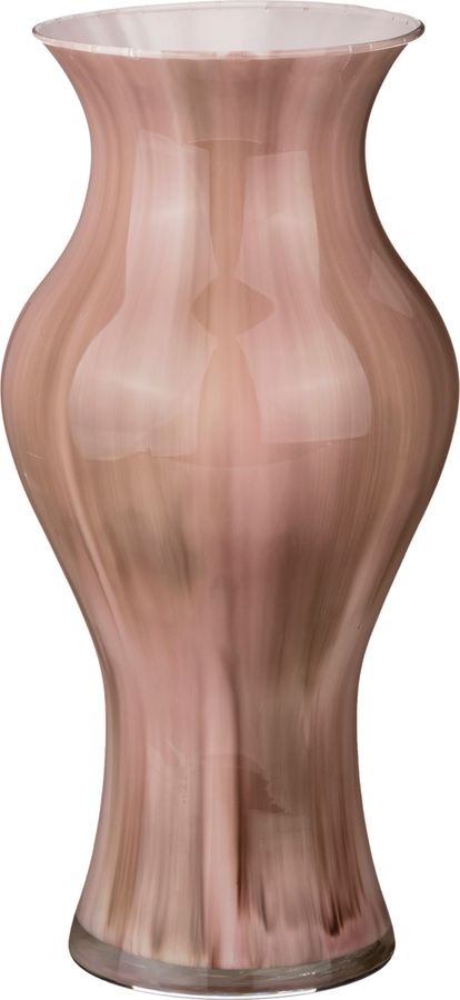 Ваза Lefard Pink, 316-1098, светло-коричневый, высота 38 см