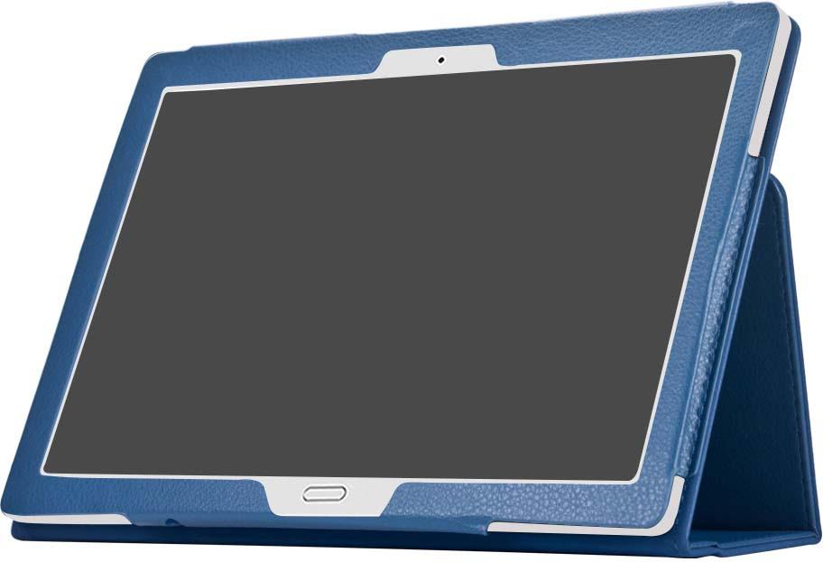 Чехол для планшета IT Baggage для Lenovo Tab 10, M10 TB-X605L, Blue чехол it baggage для планшета lenovo tab4 tb x103f 10 черный itlnt4130 1