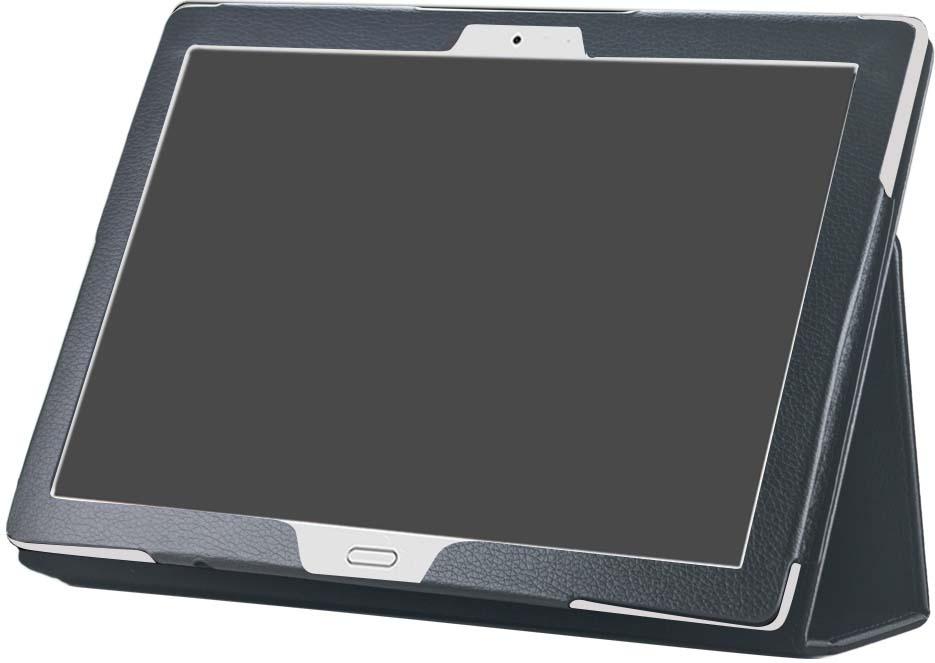 Чехол для планшета IT Baggage для Lenovo Tab 10, M10 TB-X605L, Black чехол it baggage для планшета lenovo tab4 tb x103f 10 черный itlnt4130 1