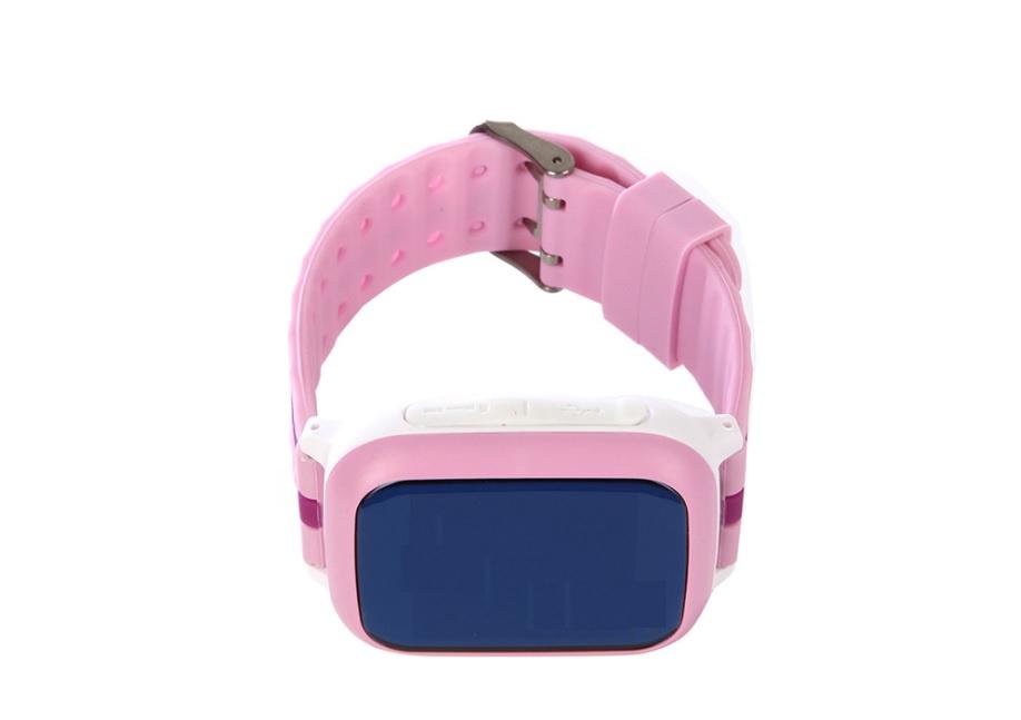 Умные часы ZDK DS18 pink, розовый