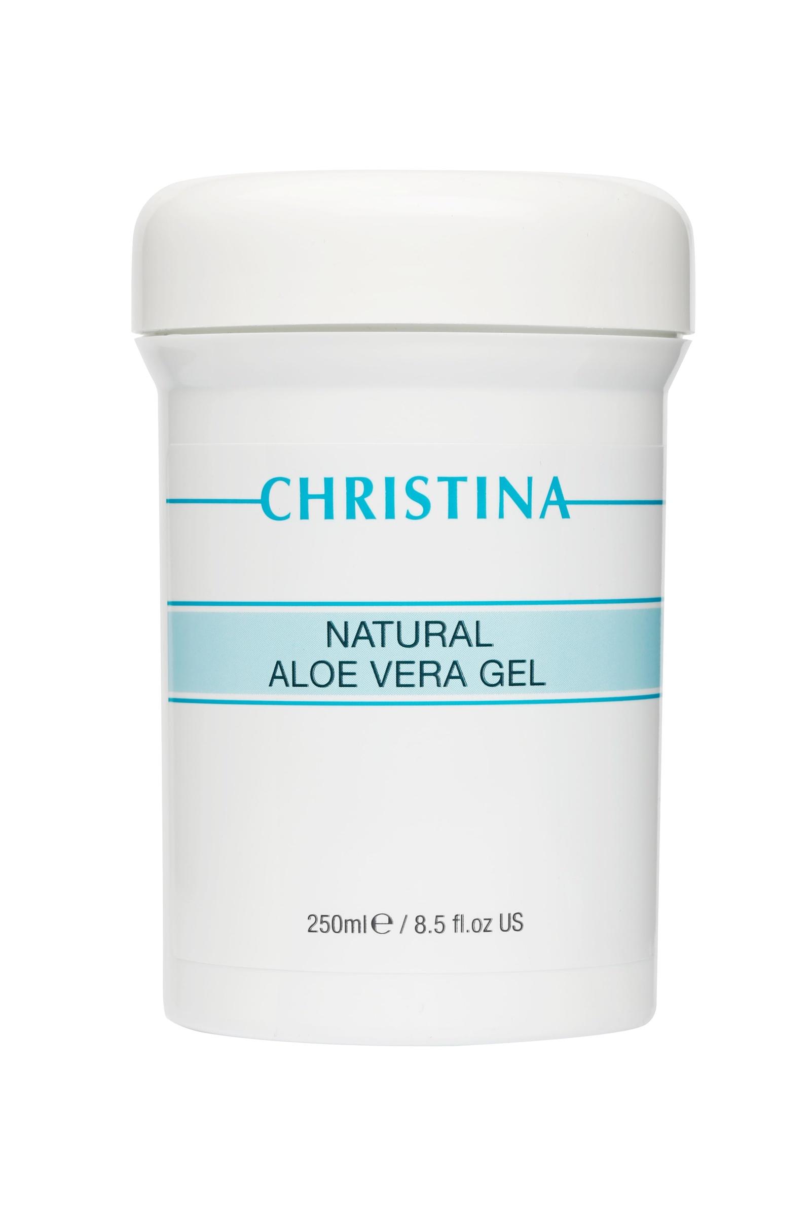 Гель для ухода за кожей CHRISTINA Натуральный алоэ вера Natural Aloe Vera Gel