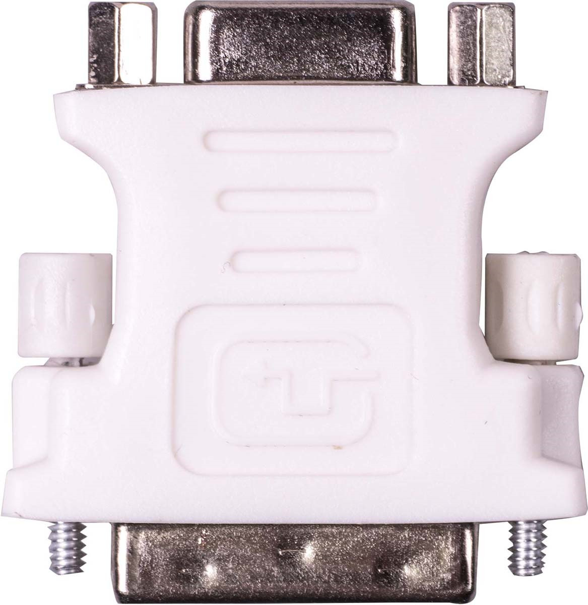 Кабель Ritmix RCC-070 DVI - VGA, 15119601, белый цена и фото