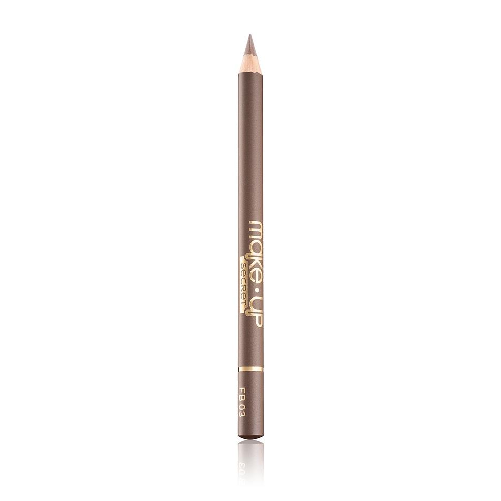 Карандаш для бровей MAKE-UP-SECRET FB карандаш для бровей make up secret fb 4