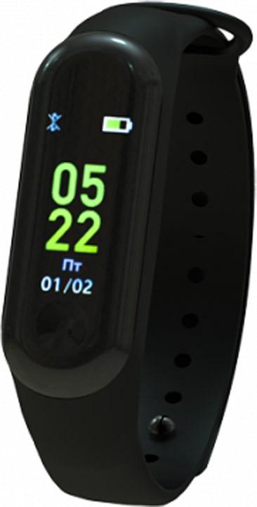 Фитнес-браслет Ritmix RFB-300, черный