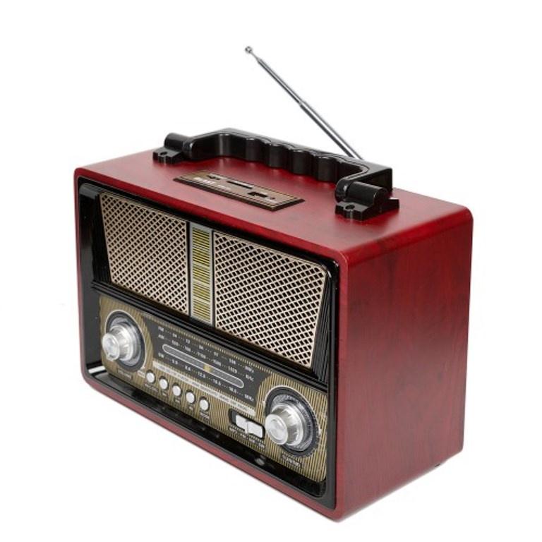 Радиоприемник BLAST BPR-712 черный, 10030, черный