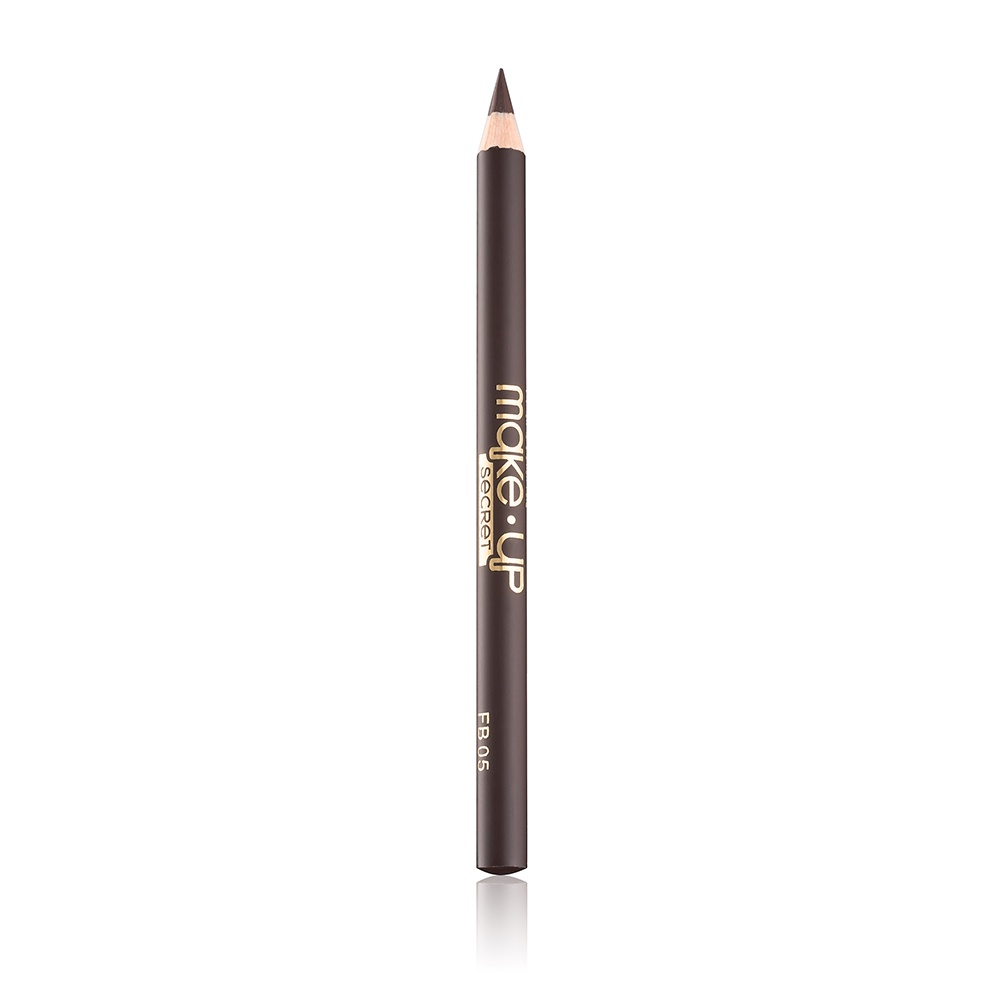Карандаш для бровей MAKE-UP-SECRET FB, 4 карандаш для бровей make up secret fb 4