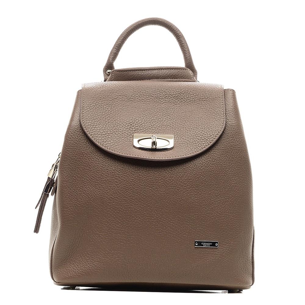 Рюкзак Alessandro Birutti 0183, 0183/капуч, светло-коричневый nabe как прохладно nb плеча сумку женщин моды тенденции дамы рюкзак многофункциональный износостойкой женской сумке nb239 классический черный