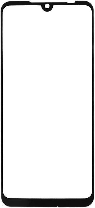 Защитное стекло GOSSO CASES для Xiaomi Redmi Note 7 FULL SCREEN, 204361, черный