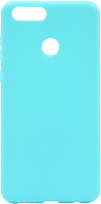 Чехол для сотового телефона GOSSO CASES для Huawei Honor 7X Soft Touch, 201907, голубой чехол для сотового телефона gosso cases для huawei honor 7x soft touch 201910 черный