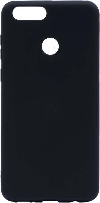 Чехол для сотового телефона GOSSO CASES для Huawei Honor 7X Soft Touch, 201910, черный чехол для сотового телефона gosso cases для huawei honor 7x soft touch 201910 черный