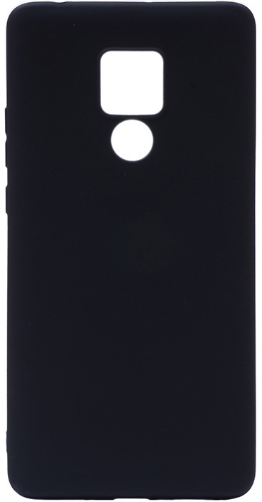 Чехол для сотового телефона GOSSO CASES для Huawei Mate 20X Soft Touch, 199033, черный чехол для сотового телефона gosso cases для huawei honor 7x soft touch 201910 черный