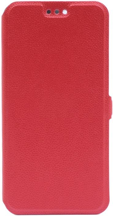 Чехол для сотового телефона GOSSO CASES для Huawei Honor 7C / Honor 7A Pro / Y6 Prime 2018 Book Type, 204370, красный
