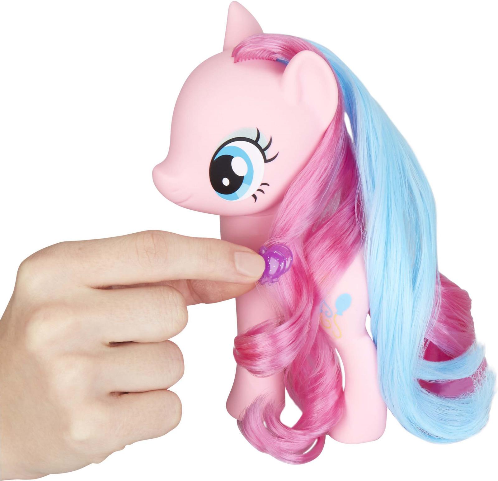 Картинки игрушки простые пони