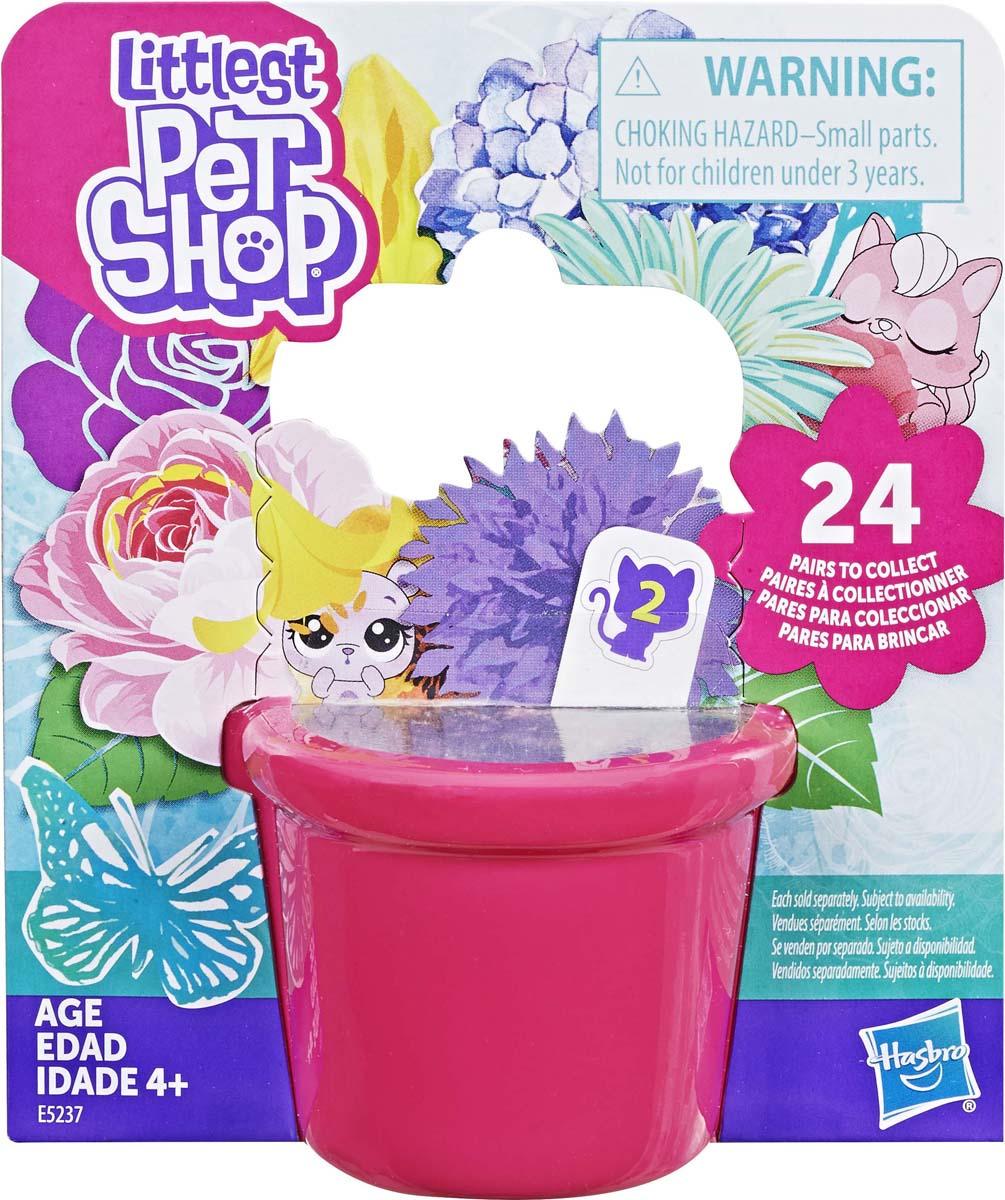 """Игровой набор Littlest Pet Shop Core """"Пет в цветочном бутоне"""", E5237EU4"""