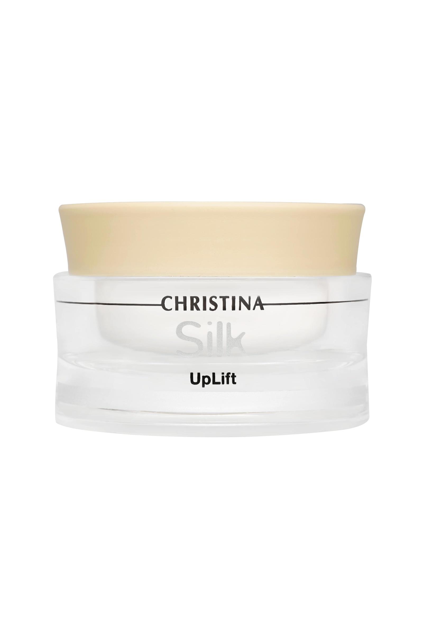 Крем для ухода за кожей CHRISTINA Подтягивающий Silk UpLift Cream крем для ухода за кожей christina очищающий silk cleanup