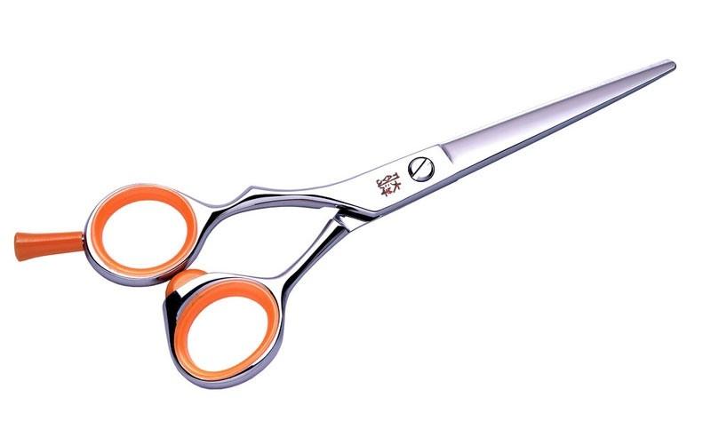 Ножницы парикмахерские TAYO ORANGE TS4550L ножницы парикмахерские tayo supreme 15 5 см