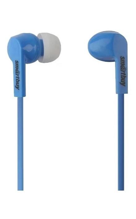 Наушники SmartBuy SBE-140, 3456569400, синий наушники для ноутбука
