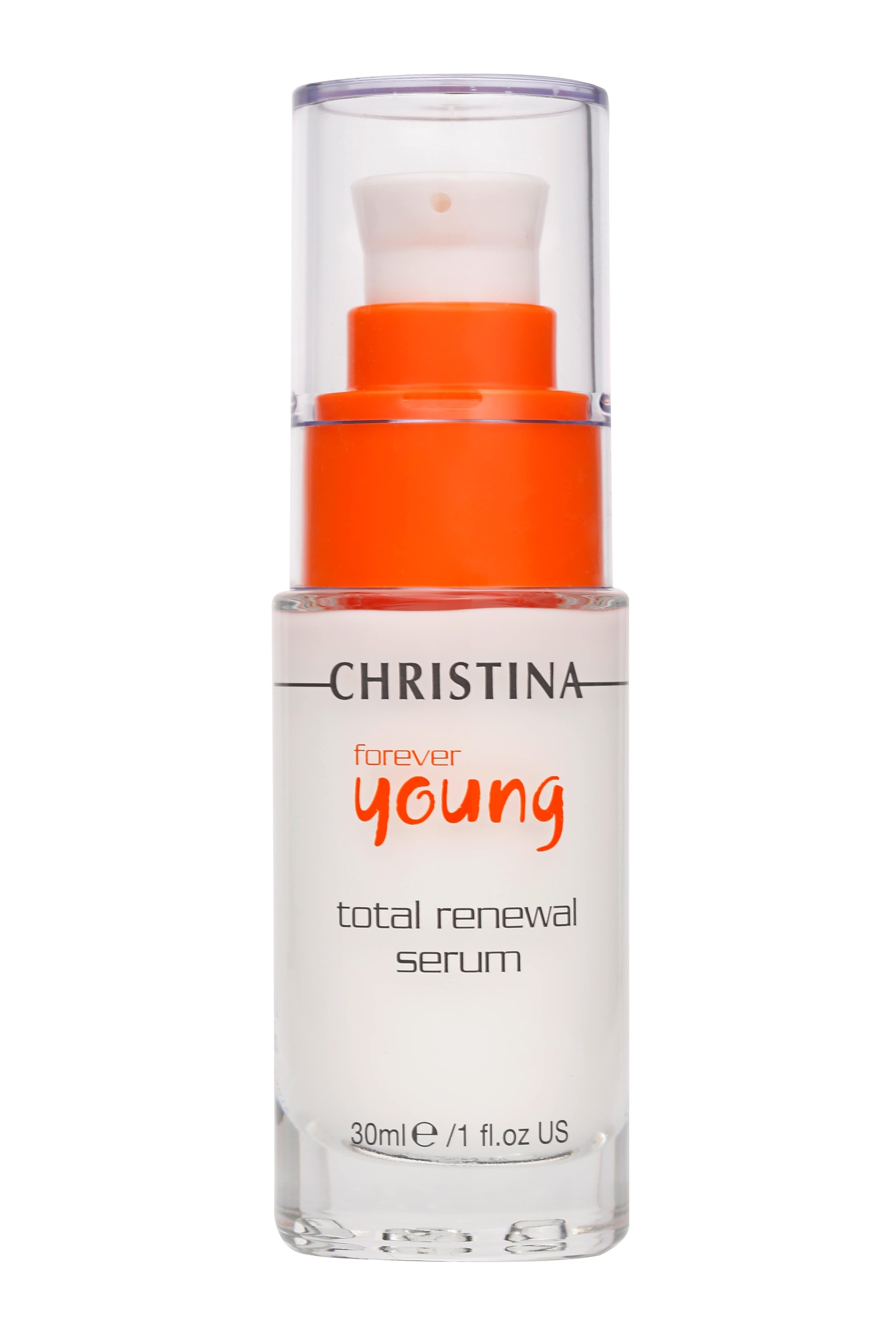 Сыворотка для лица CHRISTINA Тоталь Forever Young Total Renewal Serum