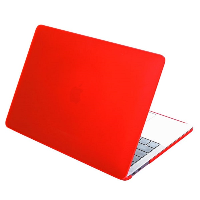 Чехол для ноутбука Aceshley Luxe Air NEW 13 Red, 1418, красный чехол incase hardshell case для macbook pro 13