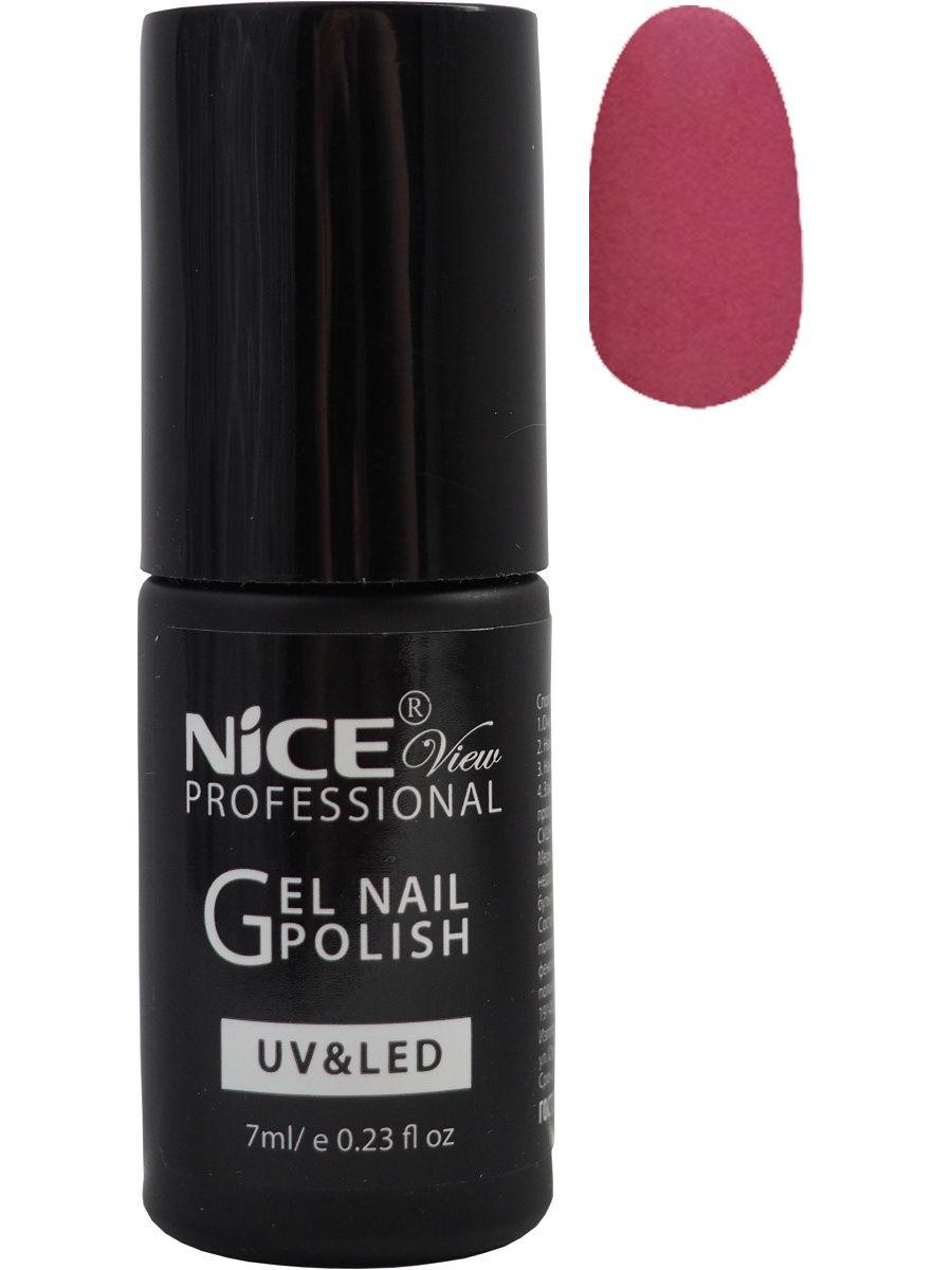 Гель-лак Nice View P-21177-NVGLSP21(239)-6Простое нанесение – идеальная стойкость! Представляет собой гибрид геля и лака и сочетает самые лучшие их свойства.обладает повышенной устойчивостью к внешнему воздействию, держится на ногтях до 3-4-х недель.