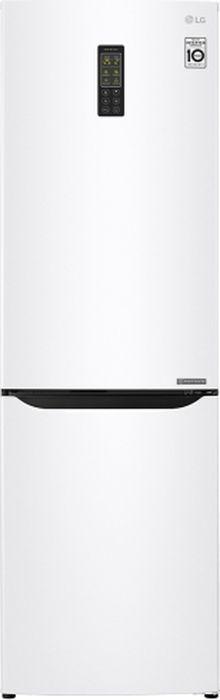 Холодильник LG GA-B379SQUL, белый