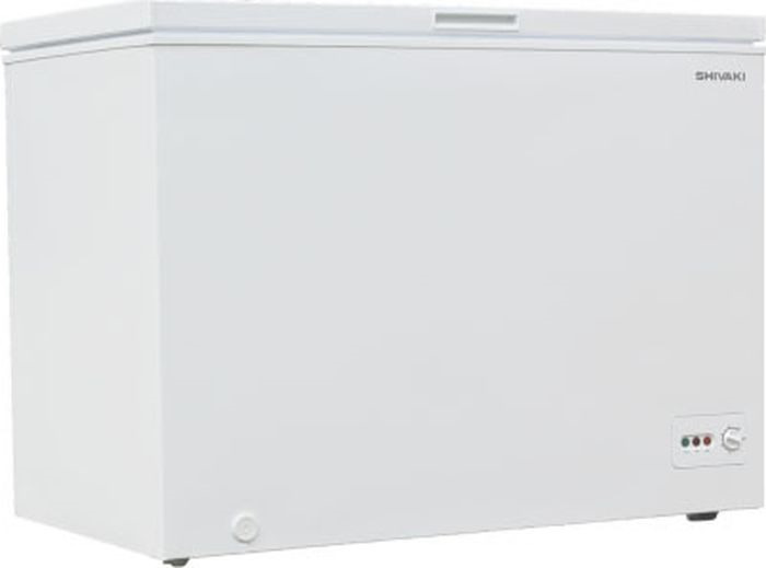 Морозильник-ларь Shivaki CF-3001W, белый