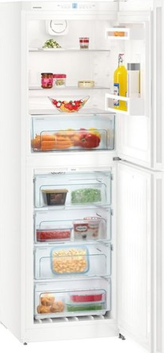 Холодильник Liebherr CN 4213-21001, белый