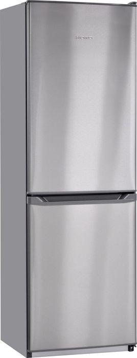Холодильник Nord NRB 119 932, двухкамерный, нержавеющая сталь