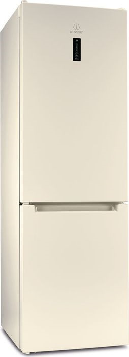 Холодильник Indesit DF 5180 E, бежевый