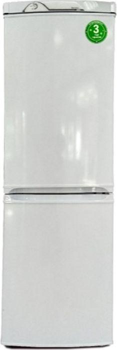 Холодильник Саратов 284 (КШД-195/65), двухкамерный, белый