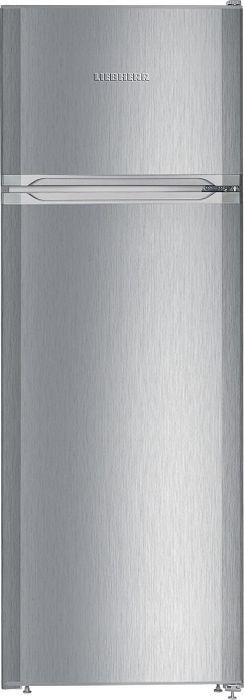 лучшая цена Холодильник Liebherr Ctel 2931-20001, серебристый