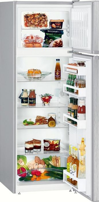 Холодильник Liebherr Ctel 2931-20001, серебристый Liebherr
