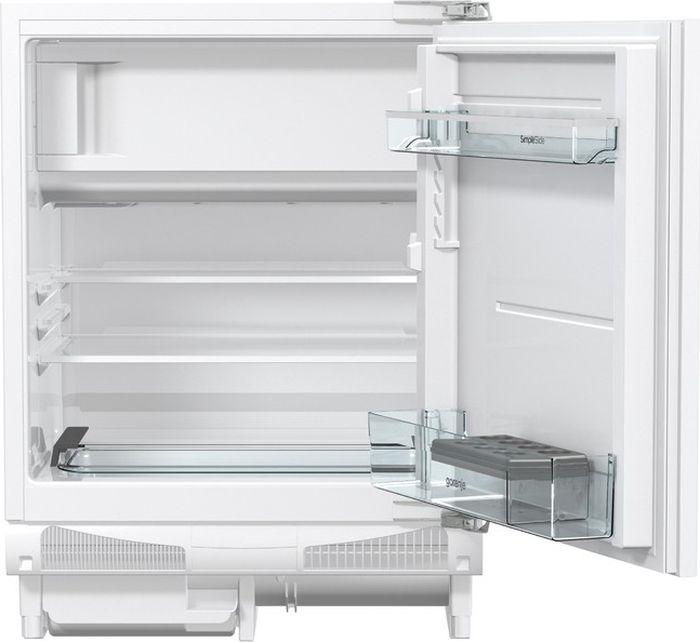 Холодильник Gorenje RBIU6091AW, белый