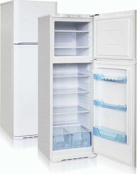 Холодильник Бирюса Б-W139, двухкамерный, белый холодильник бирюса 380nf