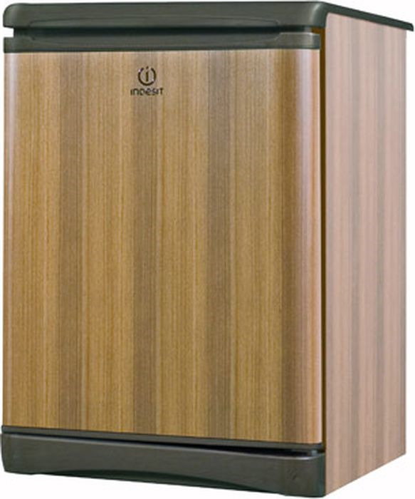 Холодильник Indesit TT-85.005-T, коричневый цена и фото