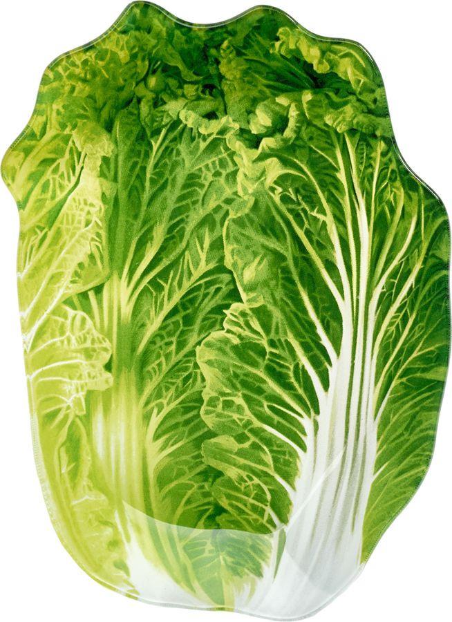 Фото - Блюдо сервировочное Walmer Greenery, 15 х 21 см блюдо сервировочное weimar мейсенский цветок 21 21 см на ножке