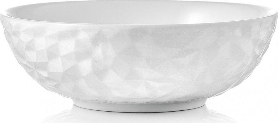 Миска Walmer Crystal, белый, диаметр 14 см