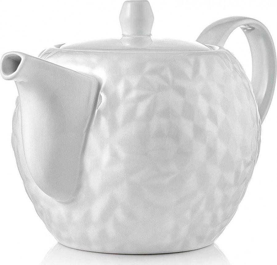 Чайник заварочный Walmer Crystal, белый, 780 мл