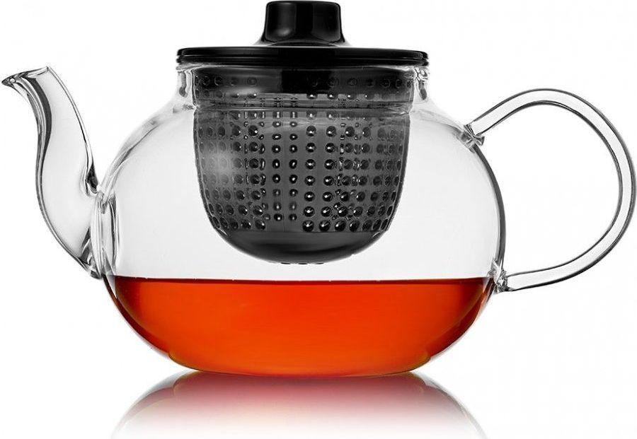 Чайник заварочный Walmer Tet-a-Tet, прозрачный, 800 мл цены