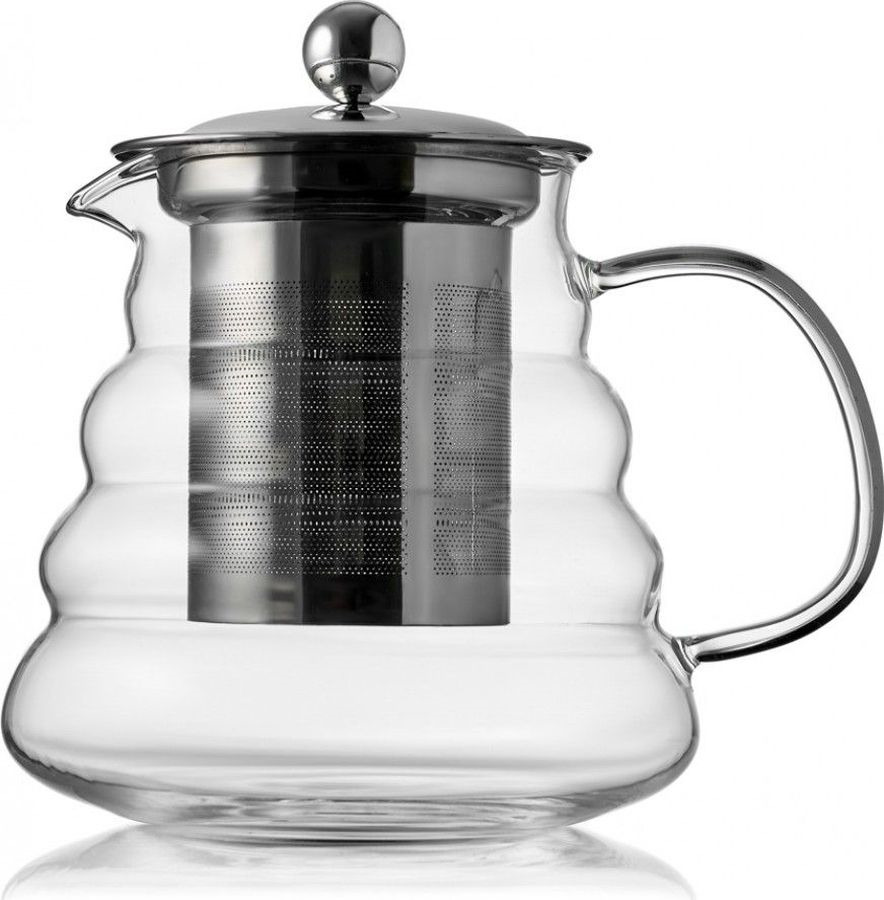 Чайник заварочный Walmer Serena, прозрачный, 650 мл цены