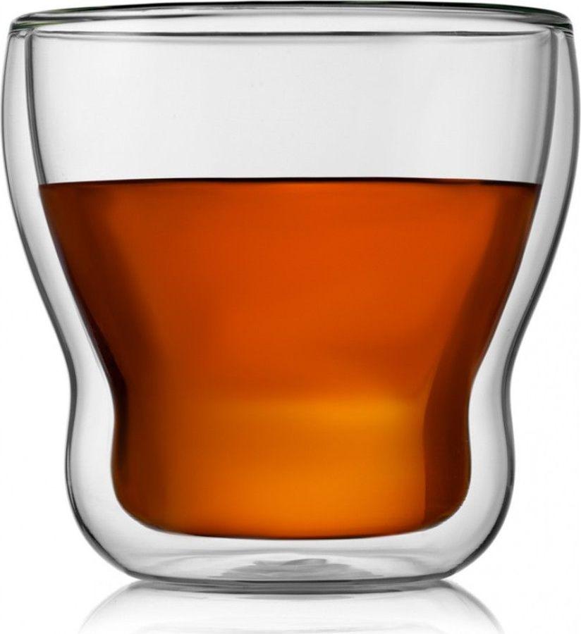 Набор для напитков Walmer Cordial, термобокалы, прозрачный, 370 мл, 2 шт