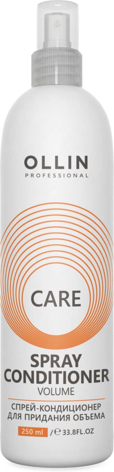 Ollin Спрей-кондиционер для придания объема Care Volume Spray Conditioner 250 мл цена