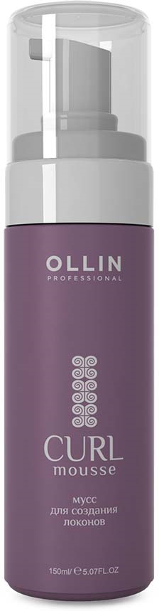 Ollin Мусс для создания локонов Curl Hair Mousse 150 мл ollin professional curl hair мусс для создания локонов curly hair mousse 150 мл
