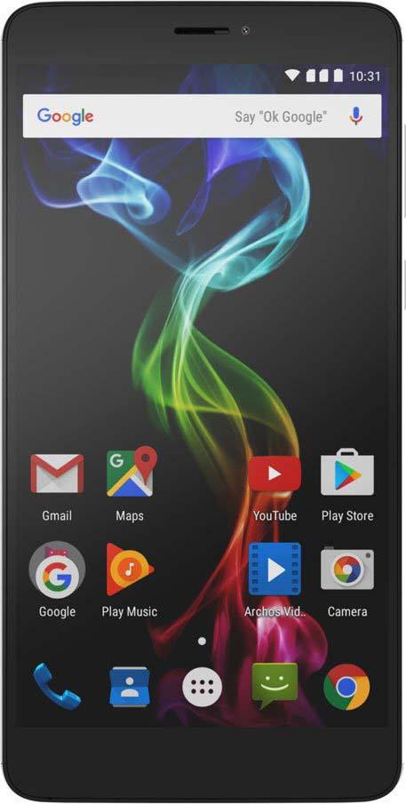 Смартфон Archos 60 Platinum 1/8GB silver цена